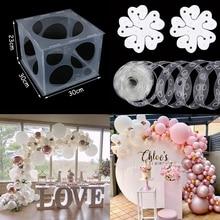 Balloon-Accessories Flower-Clips Glue Dot Arch-Decoration Wedding-Decors Birthday-Party