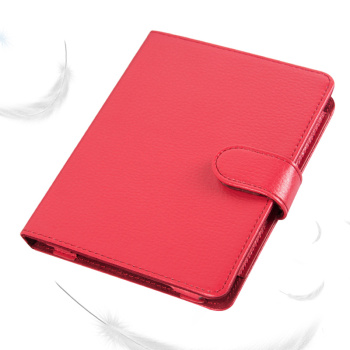 Case for Sony Prs-T2 Cover Case for Sony Prs-T2  6 inch e-Reader e-Book funda capa PU Leather Cover Case film+stylus цена 2017