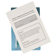 HX6014 cabezales de repuesto para cepillo de dientes eléctrico, Sónico, P HX 6014, higiene bucal, cuidado limpio, 400 unids/lote