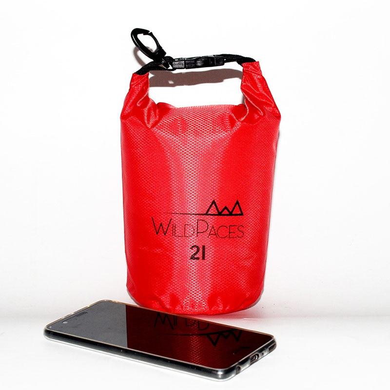 Ultra-thin Waterproof Bag Outdoor Swimming Waterproof Bag Camping Rafting Storage Dry Bag Phone Storage Bag Mini Waterproof Bag