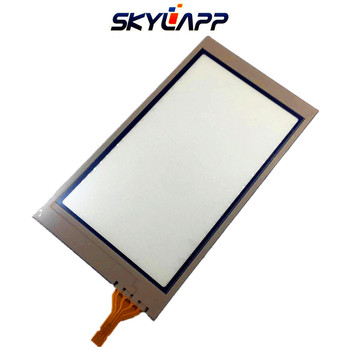 New Touch Screen Digitizer Glass Sensors Parts Replacement For Garmin Montana 600 650 GPS touchscreen panel Free shipping