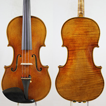 Ель 60-ти лет! потрясающая 1 шт. назад! Скрипка для почвы от Antonio Stradivari 4/4 скрипка o копия, вся Европейская древесина