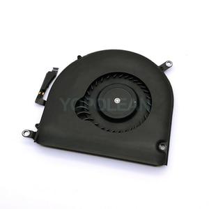 """Image 4 - オリジナルa1398 左右cpuクーラー冷却ファンのmacbook proの網膜 15 """"A1398 mid 2012 早期 2013 年"""