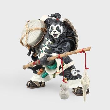 Dc WoW HandDo Panda Man Chen Stormstout Storm Liquor Hero Action Figure Game Statue Model KungFuPanda Anime toys children