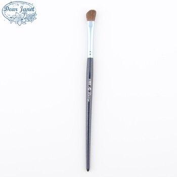 1 piece 044 Angled Nose Shadow Makeup Brushes Eyeshadow Eye Blending Pony hair Wood handle Professional Make up tools