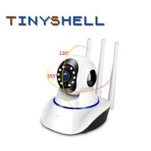 Home Security IP Camera WiFi 720P 1080P Mini Network Wireless Camera Surveillance CCTV Camera IR Night Vision Baby Monitor