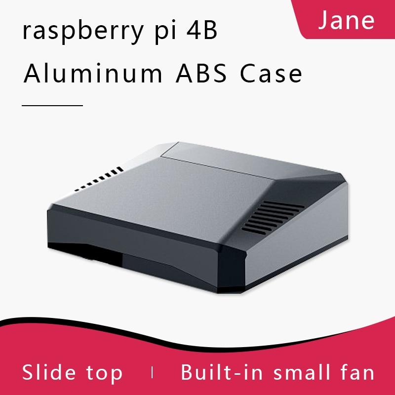 Argon ONE Raspberry Pi 4 Case SLEEK ALUMINUM ENCLOSURE PASSIVE AND ACTIVE COOLING PROPER SYSTEM SHUTDOWN