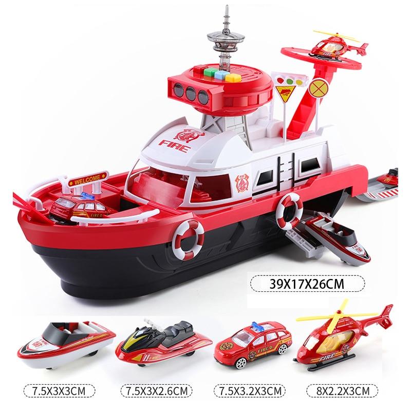 [TOYA535]多功能轨道船模玩具_15