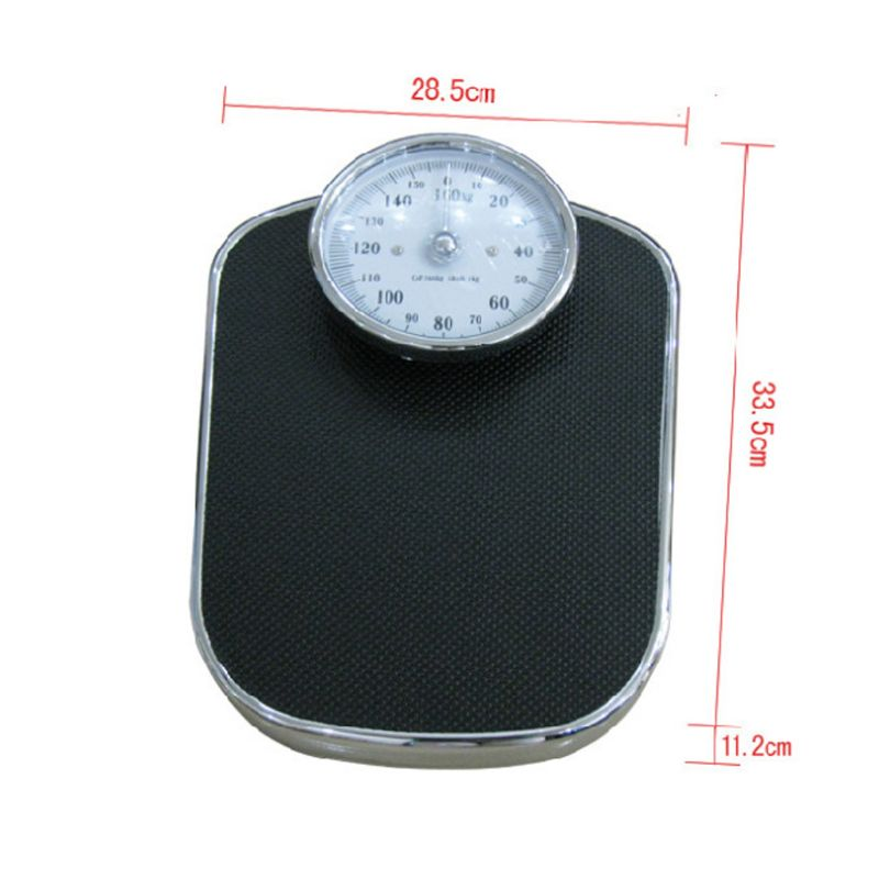 High Quality New 160KG Mechanical Body Weight Scale Doctor Style Home Use Health Care - 3