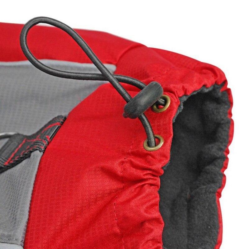 Зимнее пальто, теплая одежда для щенков, светоотражающая водонепроницаемая куртка для домашних животных, лыжный костюм для маленьких средних и больших собак, французский Бульдог-5