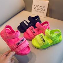 Children's Sandals 2020 New Korean Summer Boys Shoes Kids Gi