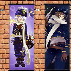 Anime Poster Letter Bee Lag Seeing cute wall scroll painting art 105x40cm Art Prints Home Room Decoration