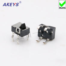 20 pcs KFC-W-01C limit switch game opening and closing reset fretting detection button pin цена