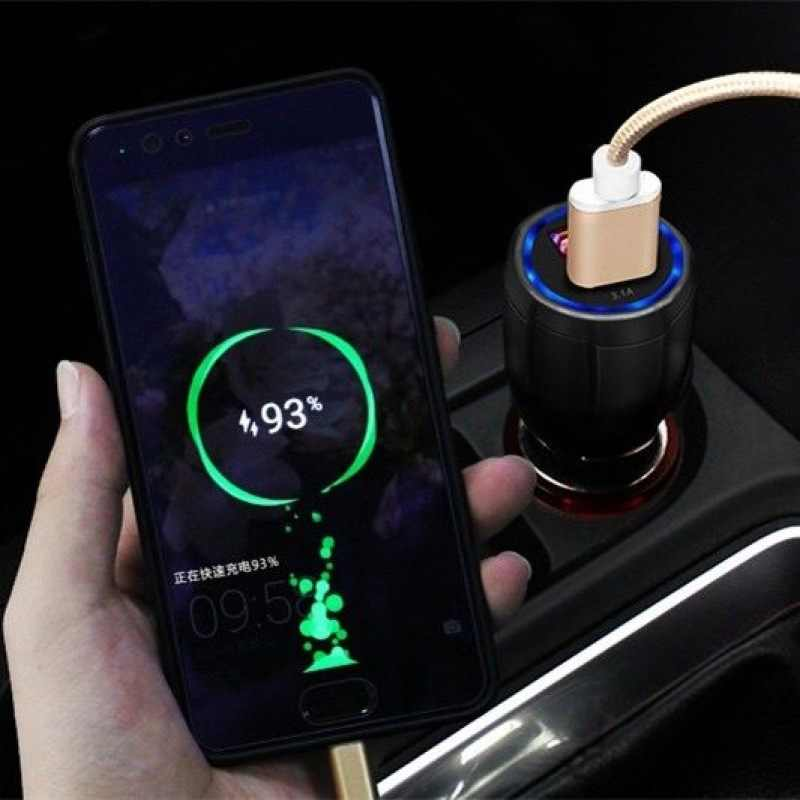 Xe ô tô Nhanh 3.0 CỔNG USB Sạc Điện Thoại Dán Phụ Kiện Cho XE BMW E90 E60 E46 E39 E36 F30 F10 E30 E34 x5 E53 F20 X3 E87 E70 E92 M