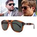 Мужские поляризованные солнцезащитные очки, классический винтажный стиль, Поляризованные, анти-синий светильник, для вождения