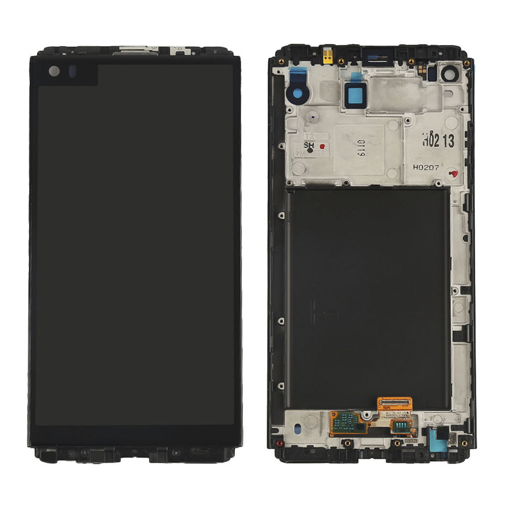 AAA+ Quality LCD <font><b>Display</b></font> for <font><b>LG</b></font> <font><b>V20</b></font> VS995 VS996 LS997 H910 LCD <font><b>Display</b></font> Touch Screen Digitizer Panel Replacement Assembly +Frame image