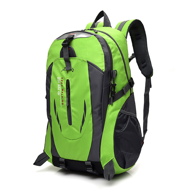 Direct Supply New Style Outdoor Mountain Climbing Sports Backpack Large Capacity Backpack Men And Women Sports Schoolbag