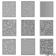 Background Metal Cutting Dies Diy Scrapbook Paper For Card Making Scrapbooking Embossing Dies Background 2020 New