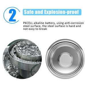Image 3 - 24PCS PKCELL 12v battery 27a MN27 27A L828 A27 l828 12 v battery Super Alkaline batteries For Doorbell Remote Control
