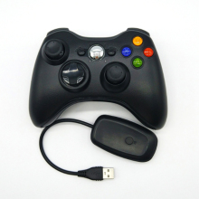 цена на 2.4G Wireless Gamepad For XBOX 360 Game Controller Handle Joystick For Microsoft XBOX360 Wireless Controller Joypad