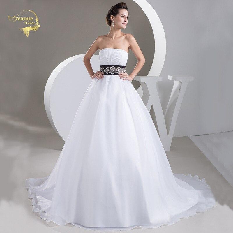 Abiti Da Sposa Hot.Jeanne L Amore Di Una Linea Di Abiti Da Sposa 2019 New Hot Organza