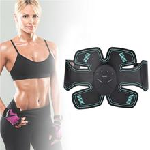 Stimulator Fitness-Trainer Abdominal Body-Slimming-Massager Electro Muscle ABS Waist