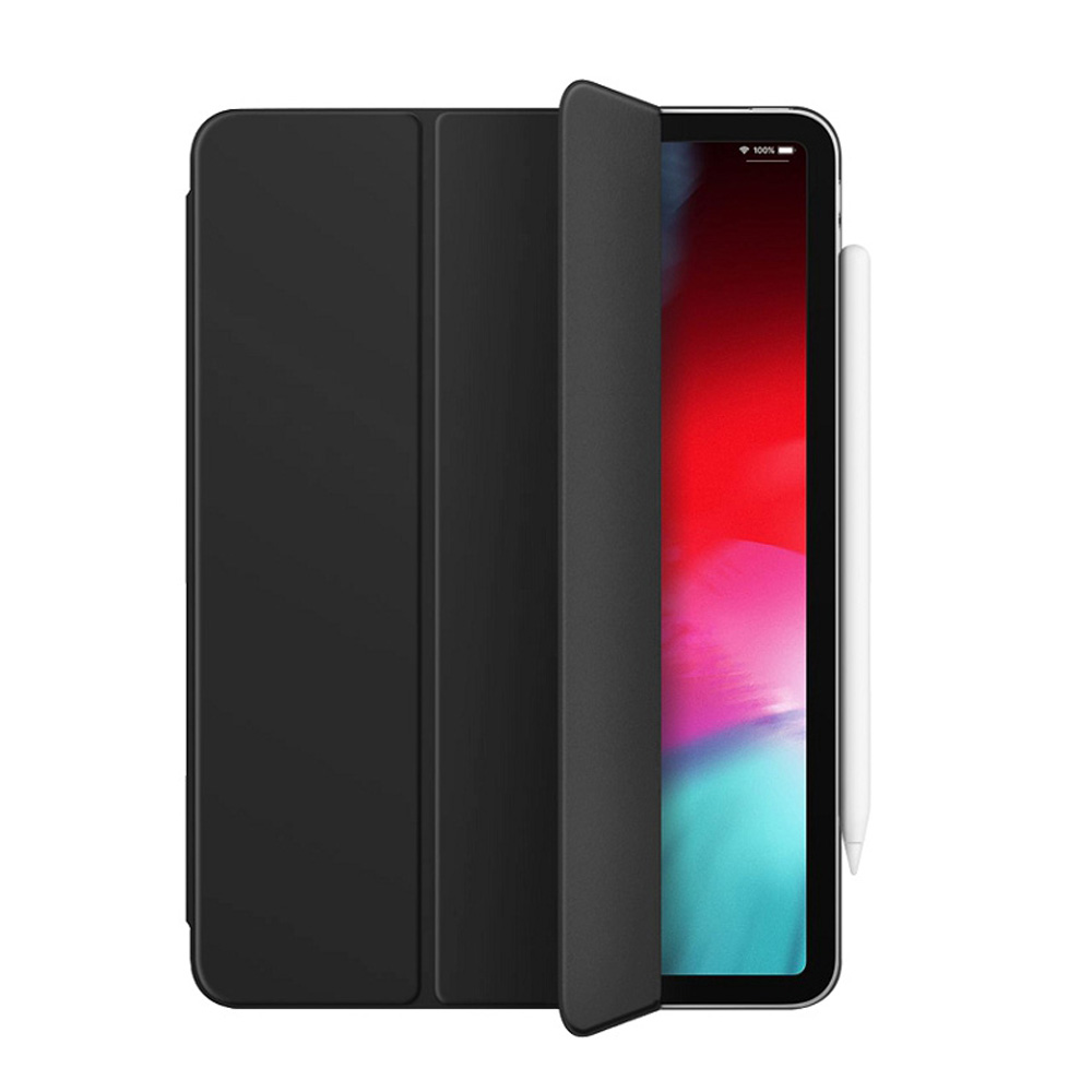 For IPad Case 12.9 2018 Pro IPad Pro 11 11 Inch Magnetic Ultra Slim Smart Cover Case For IPad Charging Support Case