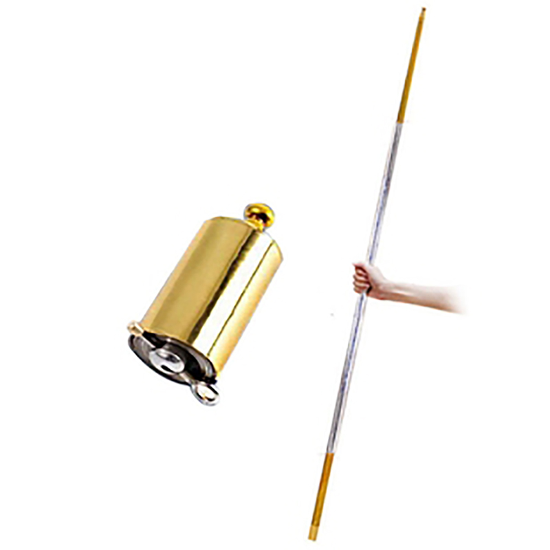 110cm/150cm Portable Pocket Telescopic Rod Self Defense Protection Sticks Hollow Martial Arts Telescopic Stick Anti-wolf Stick