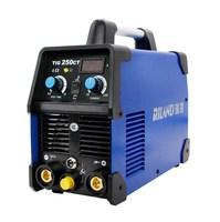 TIG 250CT Inverter DC TIG Arc Welder / Electric Welder 220V Portable