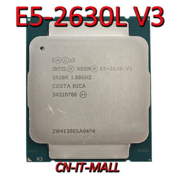 Pulled Xeon E5-2630L V3 Server cpu 1.8G 20M 8Core 16 Thread LGA2011-3 Processor