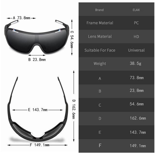 2020 polarizado photochromic uv400 ao ar livre estrada ciclismo eyewear esportes ciclismo óculos de sol das mulheres dos homens bicicleta 4
