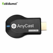 Kebidumei 1080p sem fio wi-fi display tv dongle receptor hdmi tv vara para dlna miracast para anycast m2 mais para airplay