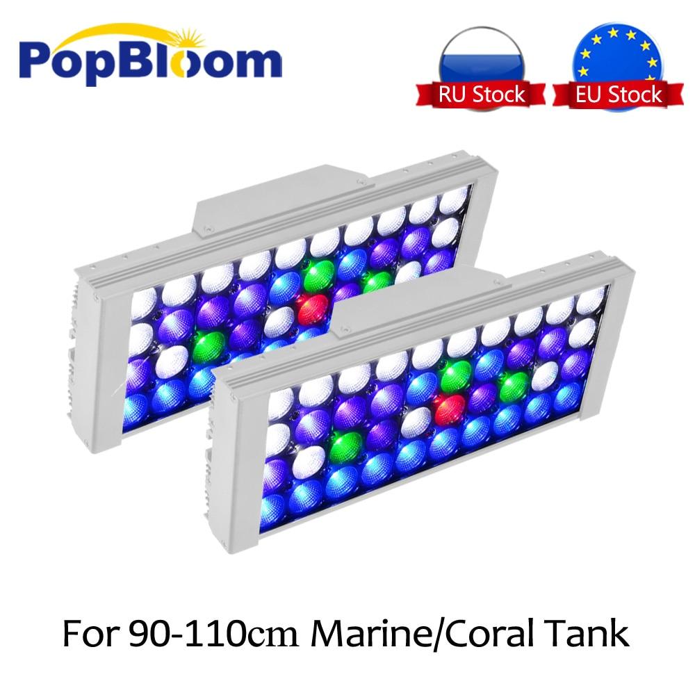 PopBloom aquarium lamp lamps for led lighting marine seawater MJ3SP2