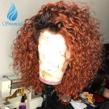 13*6 frente do laço peruca de cabelo humano com o cabelo do bebê curto bob relação média peruano remy cabelo glueless perucas do laço pré arrancado linha fina