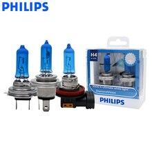 Philips Diamond Vision H1 H4 H7 H8 H11 HB3 HB4 9003 9005 9006 12V 5000K Auto Alogena Testa luce di Nebbia Lampade Allo Xeno Lampadine Bianche, coppia