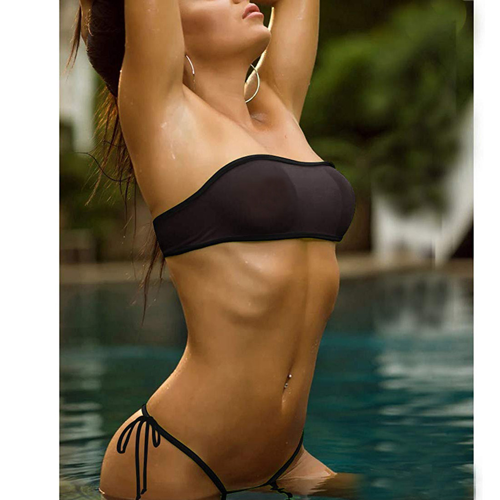 Plus Size 5XL Sexy Lingerie Bikini Women Erotic Costumes Transparent Lace Sexy Underwear Bandage Porno Lenceria Babydoll Corset