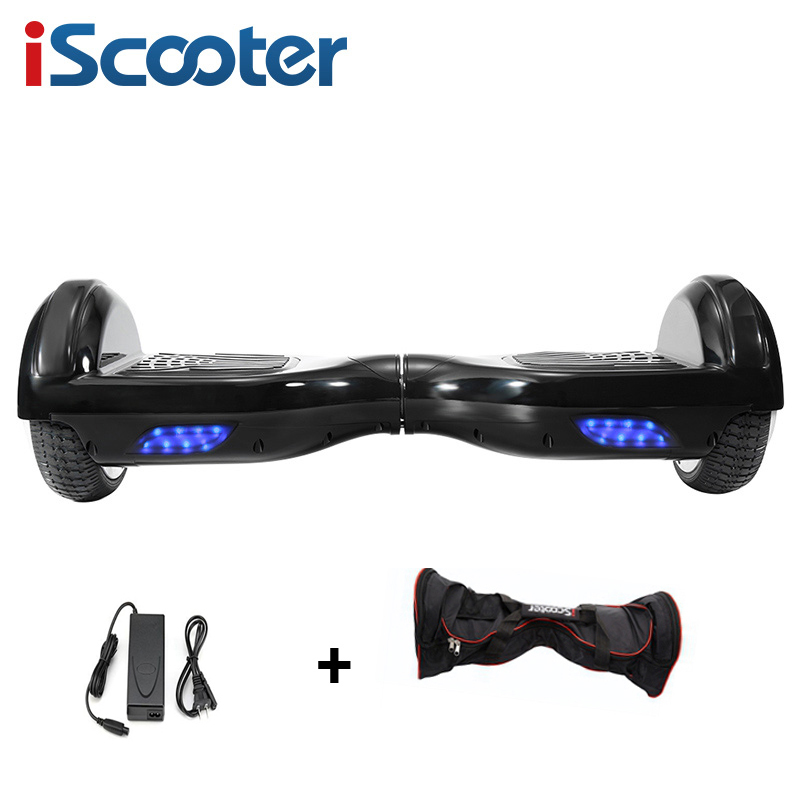 6.5 inch Self Balance Electric Hoverboard or Two Wheeler Electric Skateboard 5
