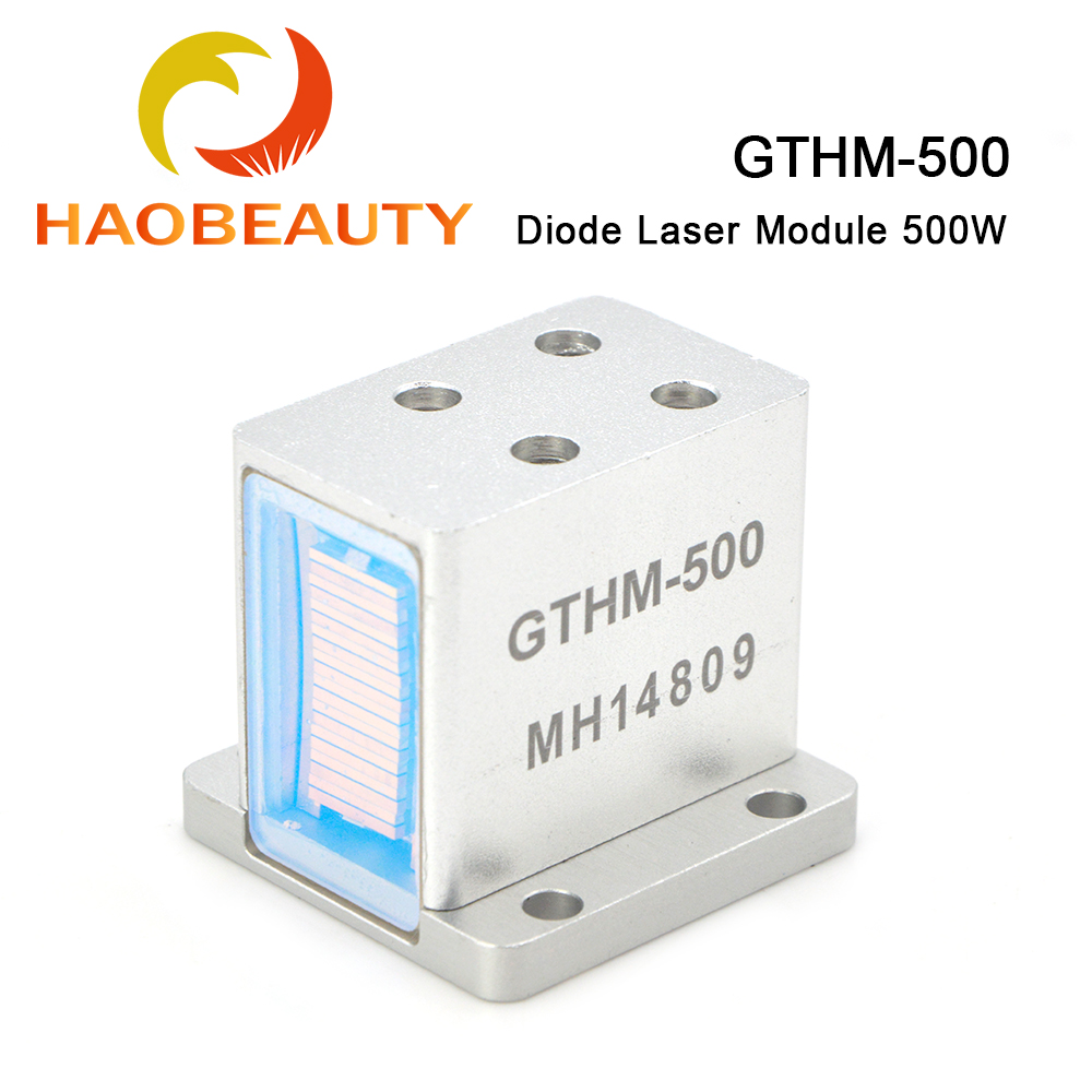 HAOBEAUTY Diode Laser Modules for Hair Removal GTHM-500 500W Side / Back / Bottom Water Out