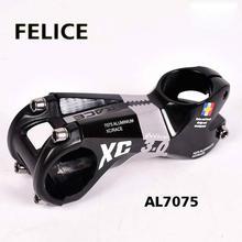 Felice bicycle stem 7 degree ultra light handle mountain bike bicycle off-road AM / XC aluminum alloy handle 31.8mm Stem цена