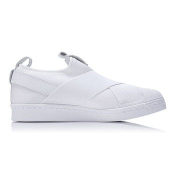Original New Arrival  Adidas Originals SUPERSTAR SlipOn Unisex Skateboarding Shoes Sneakers 4