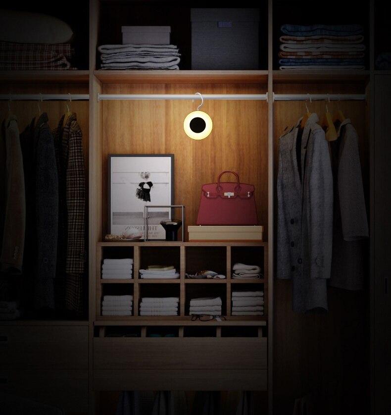 Yeelight carregador sem fio led night light