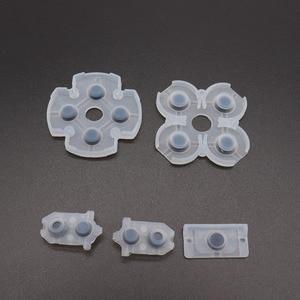 Image 4 - Almofadas de borracha condutoras lr, tindong, melhor qualidade, para jdm001, jdm010, jdm030, ps4, controle dualshock, 4 botões, borracha de contato