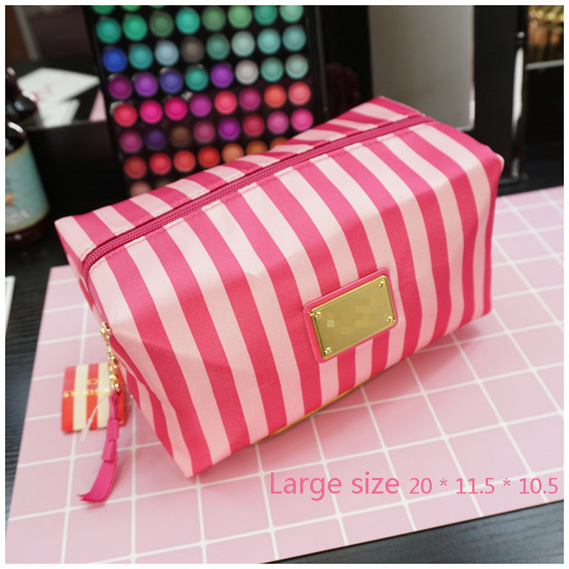 Make Up Bag Simple Fashion Make Up Bag Storage Bag Large Capacity Wash Bag Hand In Hand With Bag Travel Storage Bag