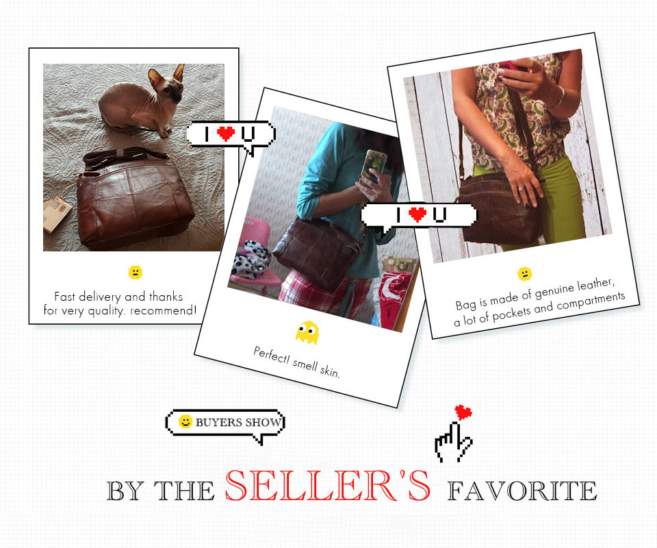 Sacos de couro genuíno para mulheres grande