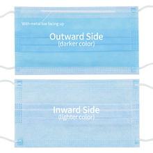 5pcs/Bag Non Woven Anti-Dust Safe Breathable Mouth Mask Disposable Ear Loop Face Surgical Masks