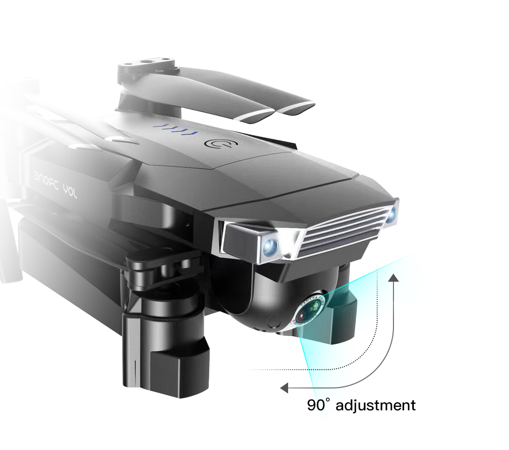SG901 Drone 4K Adjustable HD Camera