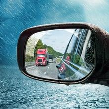 Автомобильные аксессуары, 2 шт., YASOKRO, зеркало заднего вида, противотуманная мембрана, непромокаемый автомобильный зеркальный экран, защитная пленка для окна автомобиля