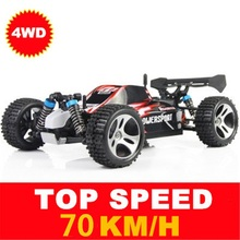 Vehicle Toy Racing-Car Remote-Control Rc Stunt Off-Road A959 High-Speed Wltoys 4CH Shaft-Drive