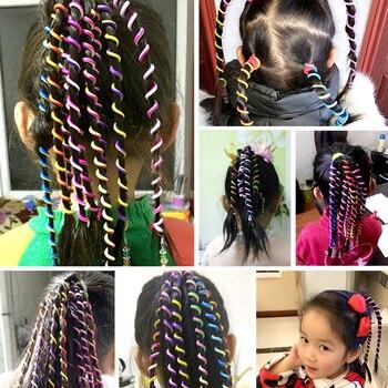 Cute Colorful Long Elastic Headbands 2