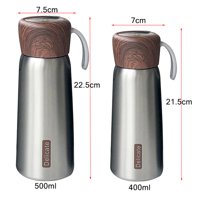 Delicate Portable Sports Stainless Steel Hydro Flask